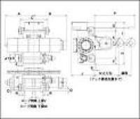 KITO繩索起重機HVR300IH12(HV系列高速型) douguyasan