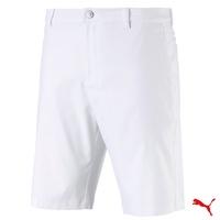 PUMA GOLF Jackpot Short 高爾夫球短褲 白色 亞規 579169 02