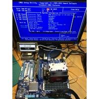 技嘉GA-990FXA-D3 (rev.1.1)高階主機板,AM3+/AM3,BIOS版本F8(二手良品)