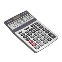 【CASIO卡西歐】12位數商用型計算機/AX-120ST