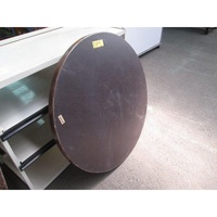 [龍宗清] 木圓桌板(無腳架) (15102403-0011) 圓餐桌 休閒桌板 木桌板 營業用桌板 咖啡桌板 洽談桌板
