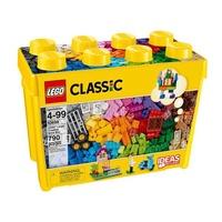 樂高LEGO CLASSIC 大型創意拼砌盒 玩具e哥10698