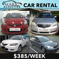 [MARIC CAR RENTAL] $385 Per week | Min 3 Month Contract | Free 3 Days Rental |