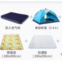 二手充氣床 二手野餐墊 二手單層帳篷 二手防潮墊