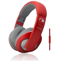 NakamichiHeadphonesNK780M Red Metallic - intl
