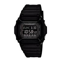 Casio G-Shock นาฬิกาข้อมือผู้ชาย สายเรซิ่น รุ่น DW-D5600P-1 - สีดำ