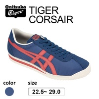 (Japan Release) TIGER CORSAIR/Onitsuka tiger/Sneakers/Shoes/Blue x Red