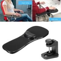 Ergonomic Home Office Computer Arm Rest Chair Desk Wrist Mouse Pad Support Black