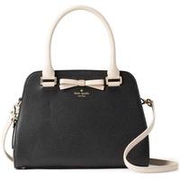 Kate Spade Henderson Street Sawyer Crossbody Bag Handbag Black / Pumice # WKRU4580 + FREE GIFT