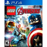 PS4 LEGO Marvel's Avengers {All Zone / English}