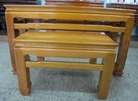 仙聖佛 台灣檜木 7尺 神桌