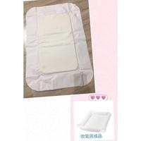IKEA 尿布台嬰兒充氣護墊+布套