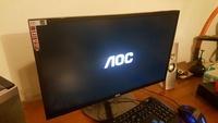 全新AoC24吋 電腦螢幕(M2461FWH) 廣視角面板