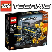 LEGO Technic 42055 Bucket Wheel Excavator Technic Bucket Wheel Excavator Building Set New
