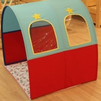 Children Bed Canopy - Dream Bus