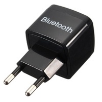 4pcs Bluetooth 3.0 Audio Aux Music Receiver 3.5mm Adapter Donglew/USB Wall Charger EU - intl