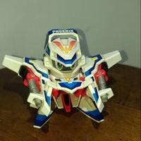 彈珠超人 戰鬥鳳凰號 爆球連發 Takara 彈珠人 非 飛龍號 鈴鹿