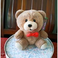 正版可愛熊麻吉(可愛版)絨毛娃娃 玩偶 布偶 生日禮物(現貨供應)【 流行馨飾力 】