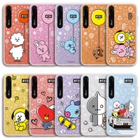 BTS BT21 Official Merchandise - Hang Out Light Up Phone Case for Apple iPhone