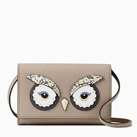 Authentic Kate Spade Star Bright Owl Summer Crossbody
