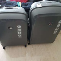 🚚 Delsey Luggage grey Belfort 70cm