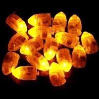 LED發光氣球燈 開關式氣球燈 七彩閃光氣球燈 子彈頭燈 有開關 附電池 告白求婚排字佈置生日慶生派對小夜燈閃光燈變色燈