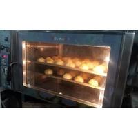 2二手 三麥三相220V旋風烤箱,熱風爐/熱風烘烤爐40*60四盤/含發酵箱