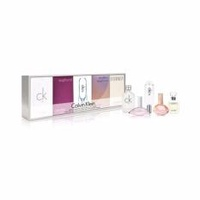 CK DELUXE PERFUME TRAVEL COLLECTION FOR WOMEN