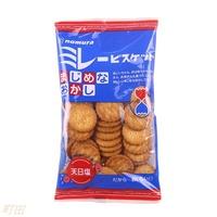蔡文靜推薦 進口nomura野村植物油粗糧餅干天日鹽餅干小圓餅
