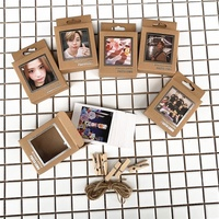 K-pop Fashion Craft Blackpink Photocard BTS BT21 Lomo Card