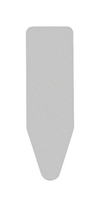[BRABANTIA] 175824-P - 124662 Ironing Board Cover with 2mm Foam Insert, 53 x 18-Inch , Size D, Ecru