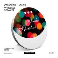 New Arrive Fashion Mini Portable Egg Wireless Bluetooth TF Card Speaker Super Bass Colorful Sound Bo
