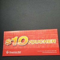 Voucher can use at NTUC Fairprice