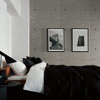 B133B-81-25 日本壁紙 逼真仿建材 雙孔清水模水泥 咖啡廳商空愛用