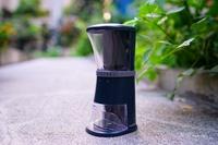 【贈咖啡豆密封罐濾杯篩粉器】Purefresh 醇鮮電動咖啡慢磨機/磨豆機/電動磨豆機/手搖