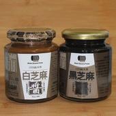 北港純天然 白芝麻醬/黑芝麻醬(250g/罐)(*5罐-請在訂單備註需要的口味)
