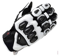3 Color RS TAICH 422 Taichi Leather Racing Knight Riding Gloves Dropping Gloves