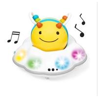 ✈️現貨🇺🇸美國Skip hop 轉轉蜜蜂雲朵 寶寶爬行玩具 嬰兒玩具美國官網訂購正品