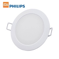Xiaomi PHILIPS Dimmable Downlight Smart Barrel Lamp Warm Cool Light  Spots Bulb Bedroom Kitchen Ceiling
