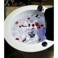 足浴缸足浴盆spa足浴美甲泡腳盆美甲泡腳缸