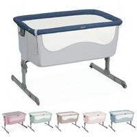 CHICCO NEXT 2 ME多功能移動舒適嬰兒床 床邊床(6色可選)好窩生活節
