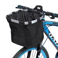 Storage Front Carrying Bag Basket Package For Xiaomi Qicycle E-Bike Scooter