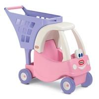 美國 Little Tikes - 公主購物車