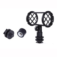 BELLE BOYA BY-C04 Camera Shoe Microphone Shockmount Microphones Stand
