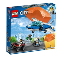 Lego城降落傘逮捕60208 LEGO智育玩具 Game And Hobby Kenbill
