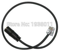Adapter Converter RJ9/RJ10/RJ12 4P4C Polycom Avaya 2400 4600 series Headset/Handset Plug mobile phone 3.5mm plug headset to RJ9