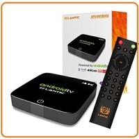 Lantic 彩虹奇機 ATV495MAX AI語音智慧電視盒 以看400台電視4K電視盒