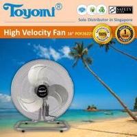 """Toyomi POF 2622S 16"""" Air Circulator Fan"""