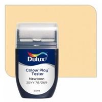 สีขนาดทดลอง Dulux Colour Play™ Tester - Newborn 35YY 78/269