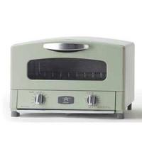 日本A·眼睛·海烤麵包機Aladdin CAT-GS13A(G)[阿拉廷綠色][類型:烤爐同時吐司數:2張消費電力:1250W] YOUPLAN